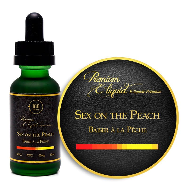 Sex on the Peach E-Liquid 30ml
