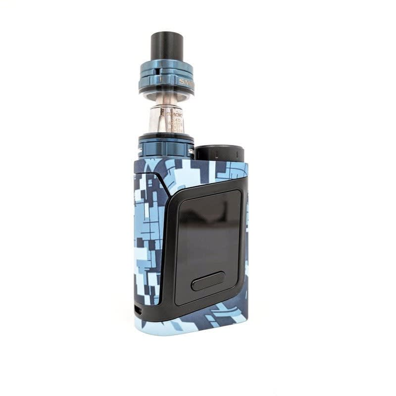 Smok AL85 Kit - Camouflage Blue