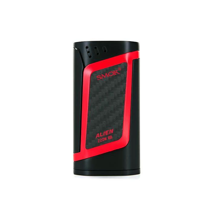 Smok Alien 220W Mod Only BLACK/RED