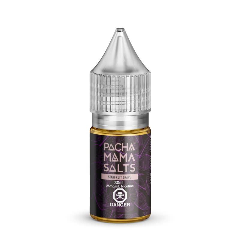 Pachamama Salts: Starfruit Grape E-Liquid (30mL)