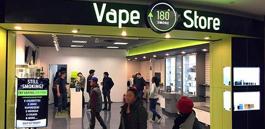Best Vape Shop Online Canada | Free Shipping over $100 | 180