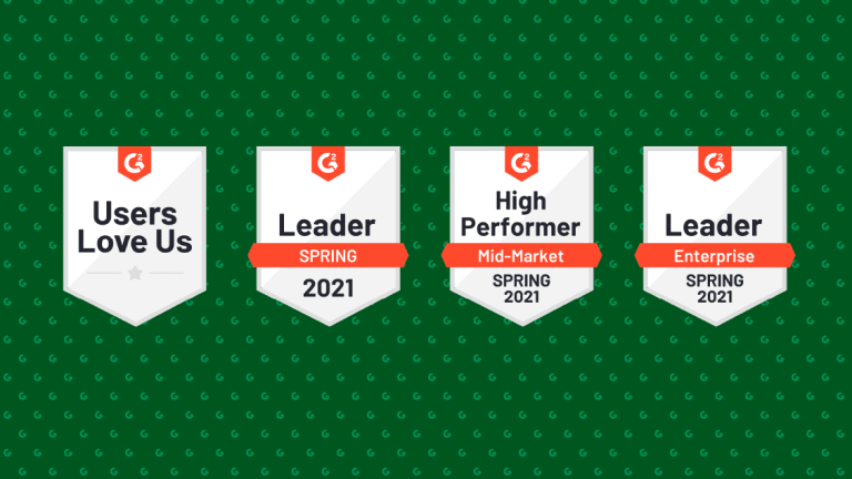 Kentico Xperience awarded DXP Leader in the G2 Spring 2021 report