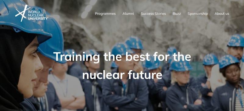 World Nuclear University