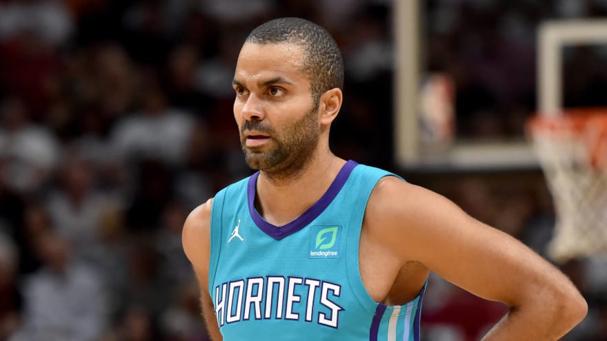 Hornets waive Tony Parker in procedural move