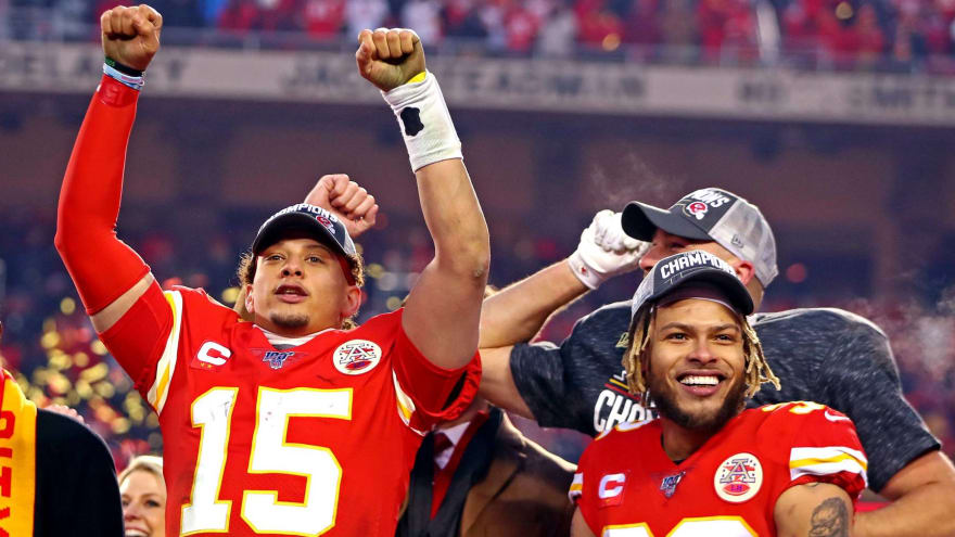 Winners, losers from Chiefs' win over Titans in AFC Championship Game