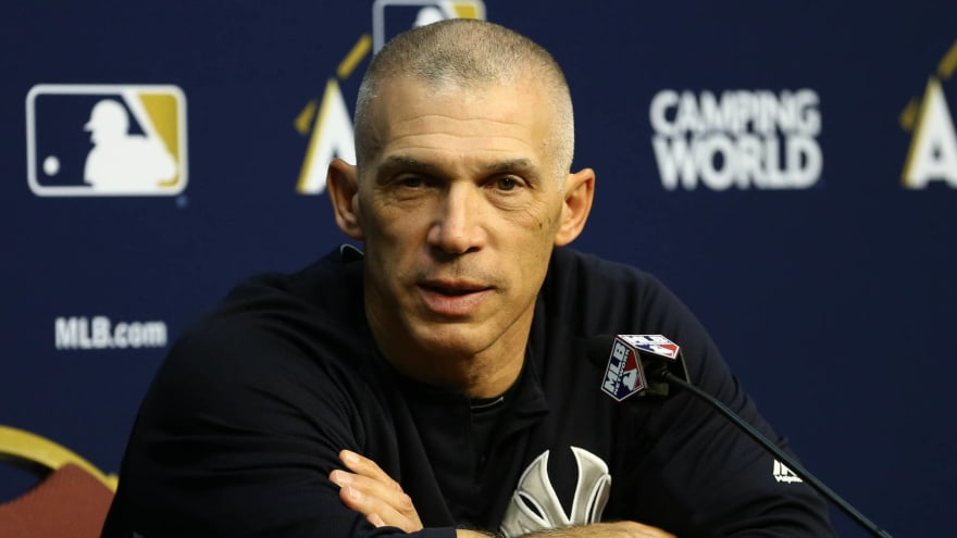 Former Yankees manager Joe Girardi interested in Giants job