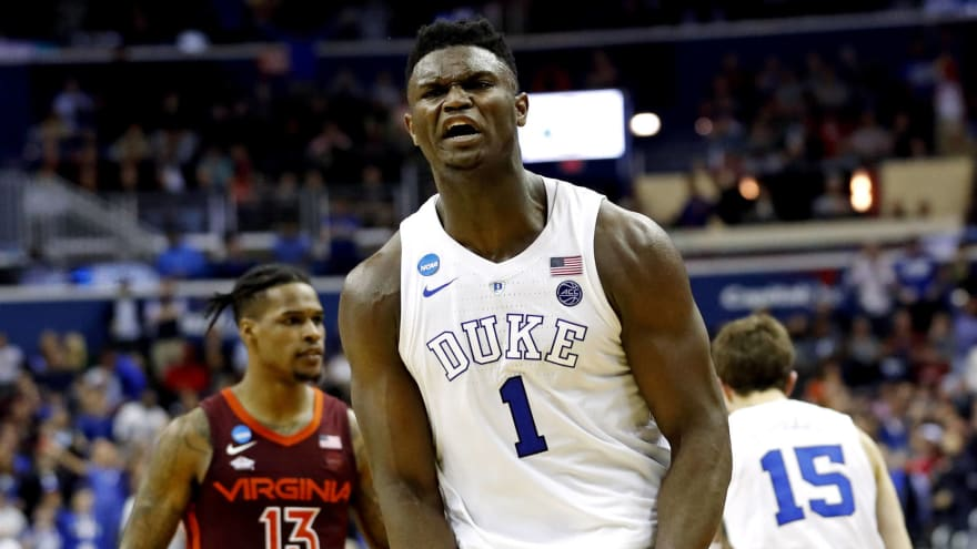Jerry West: Not taking Zion Williamson No. 1 in draft 'like passing on Michael Jordan'