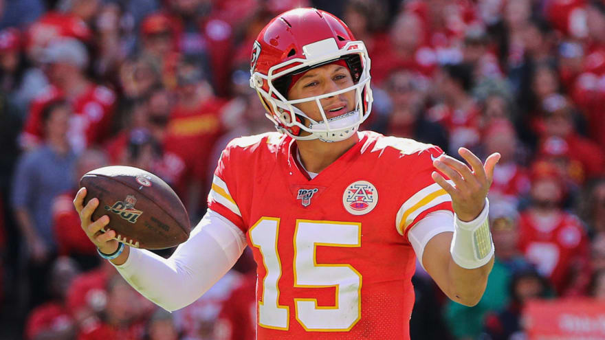 K C Church Holding Prayer Services For Patrick Mahomes Bum
