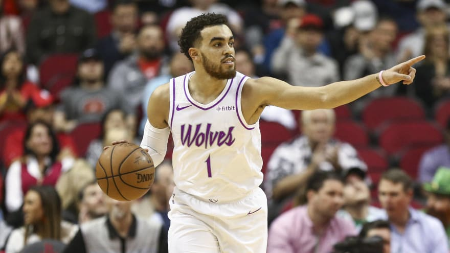 Wolves' Tyus Jones, Rockets' Danuel House to become RFAs