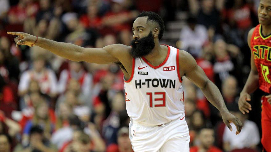 Rockets' James Harden is the NBA MVP, and it's not close