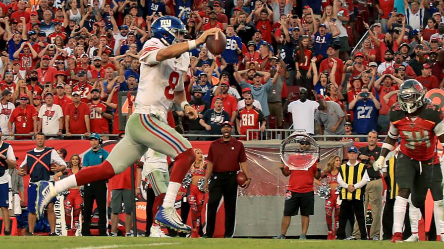 Yardbarker's NFL Week 3 game-by-game analysis, grades