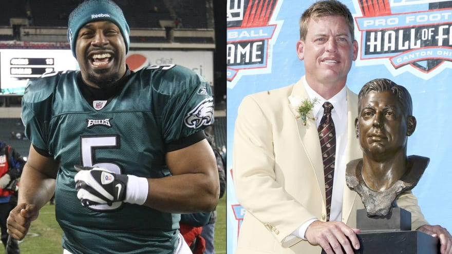 One-on-One: If Troy Aikman's in HOF, Donovan McNabb should be, too. Right?