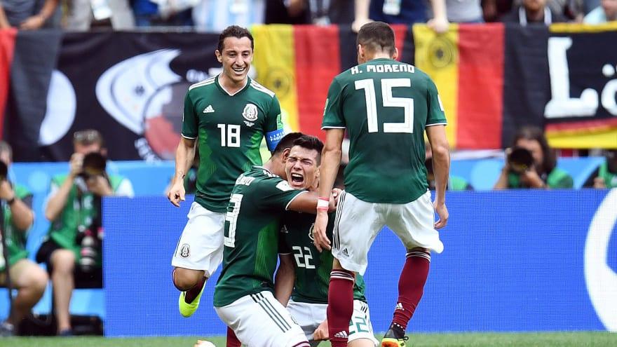 0c452e8c0cb7 Mexico upset Germany in convincing 1-0 win
