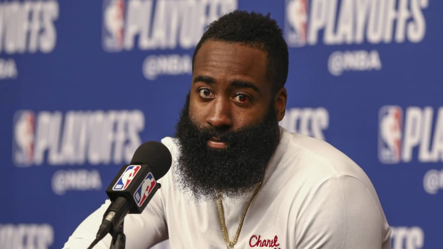 James Harden won't play in 2019 World Cup