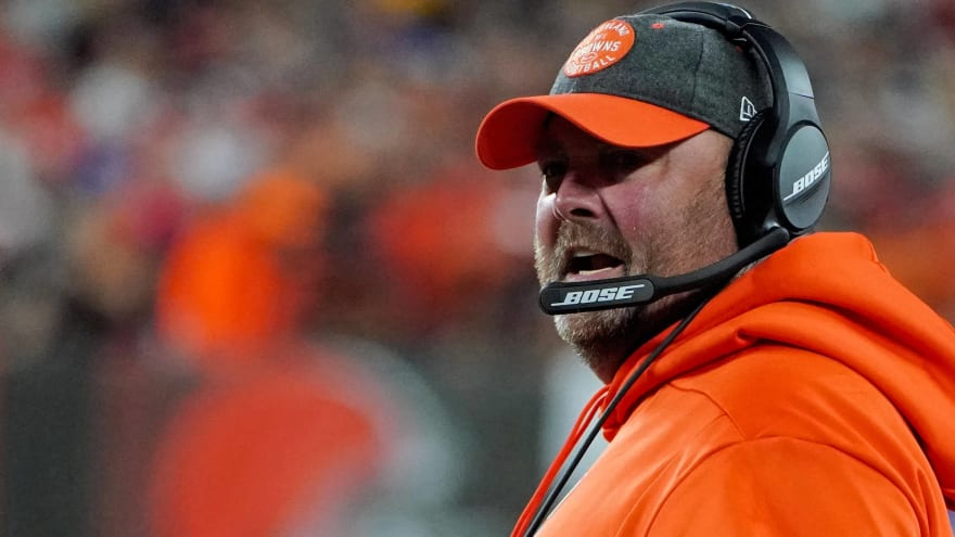 Browns Blasted For Ridiculous Fourth Down Call Yardbarker