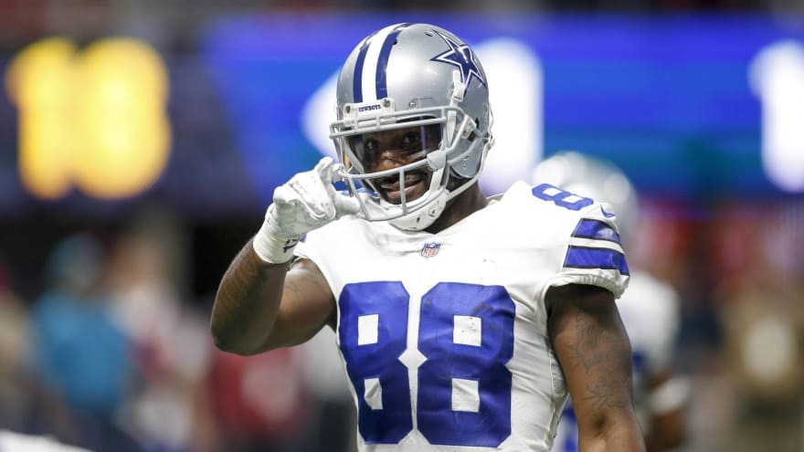 97b6efb4d Dez Bryant to reportedly meet with Browns Thursday