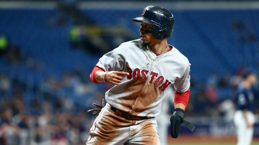 Why Mookie Betts avoiding arbitration could be beneficial for Red Sox