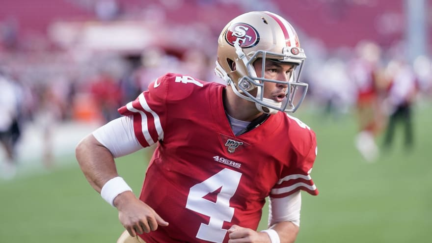 49ers consider Nick Mullens a 'very viable alternative' to Jimmy Garappolo?