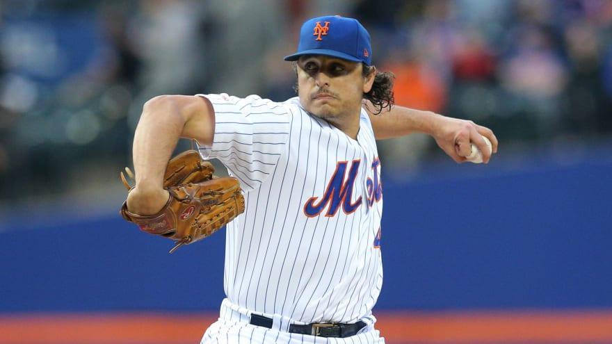 Mets pitcher Jason Vargas to return on Saturday