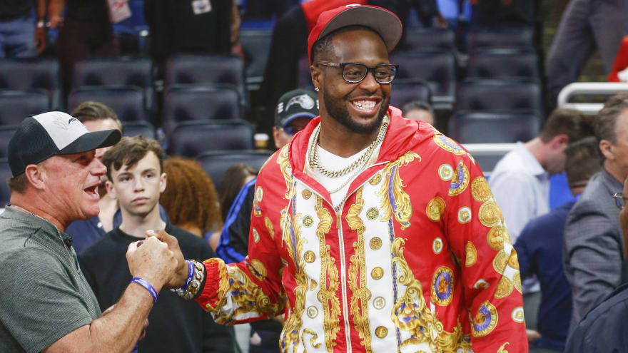 Gerald McCoy says he feels reinvigorated by going vegan
