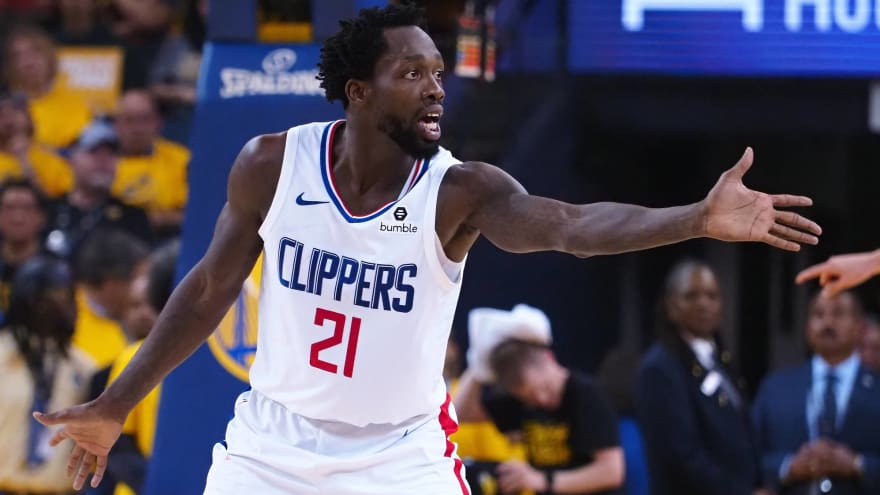 Patrick Beverley brags about Clippers putting up biggest fight vs. Warriors