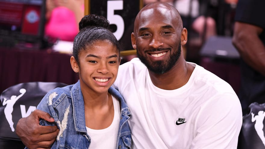 Kobe Bryant Recently Filed For Mambacita Trademark For Daughter Gianna Yardbarker