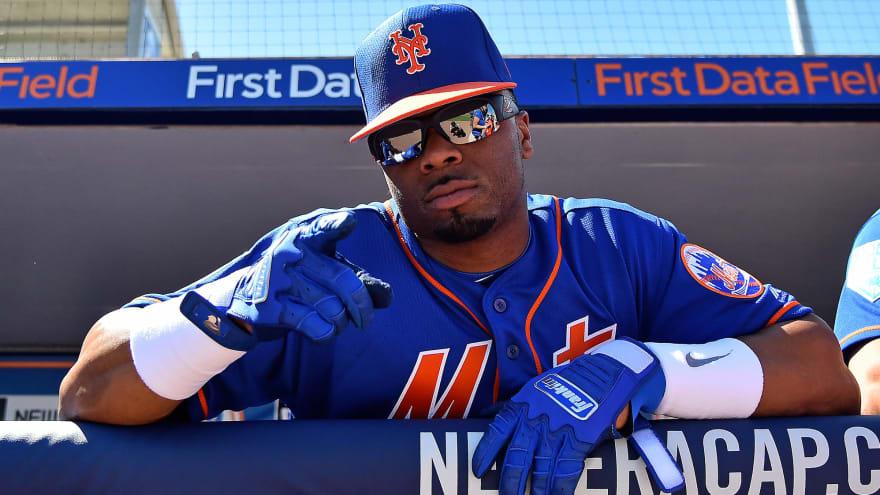 Mets place Brandon Nimmo on 10-day IL, call up Rajai Davis