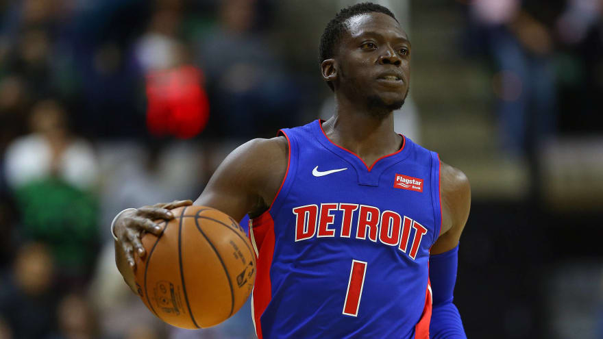 39fcb3d49a64 Pistons plan to have Reggie Jackson and Ish Smith on floor together often