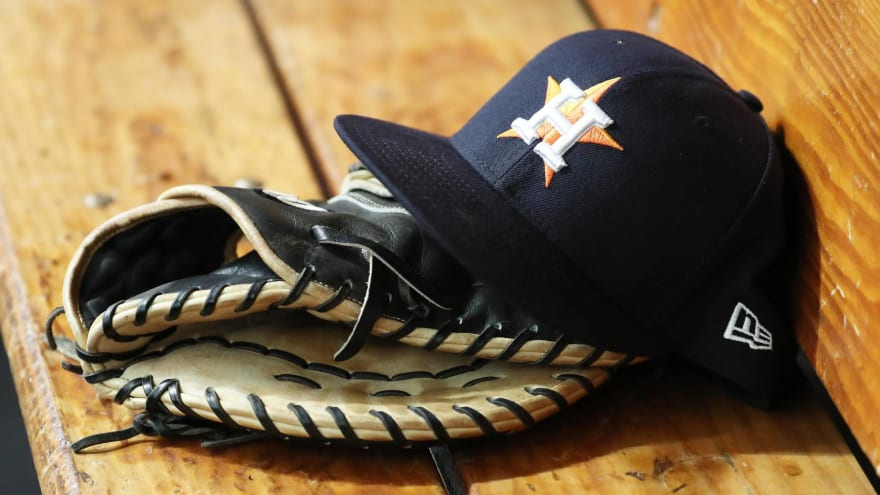 Astros' Brandon Taubman had previously complained about reporter he targeted?