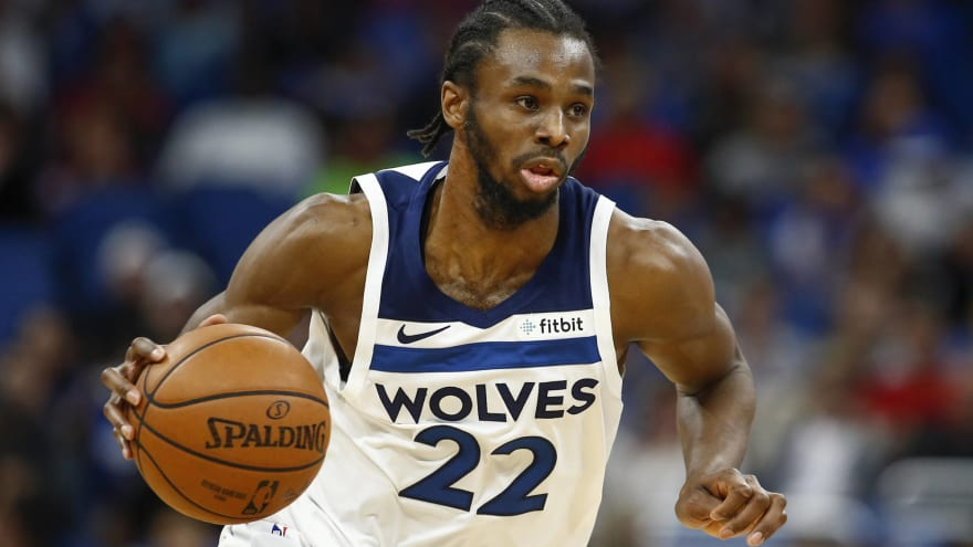 860f2217c34 Andrew Wiggins  struggles with Wolves could make him a trade candidate