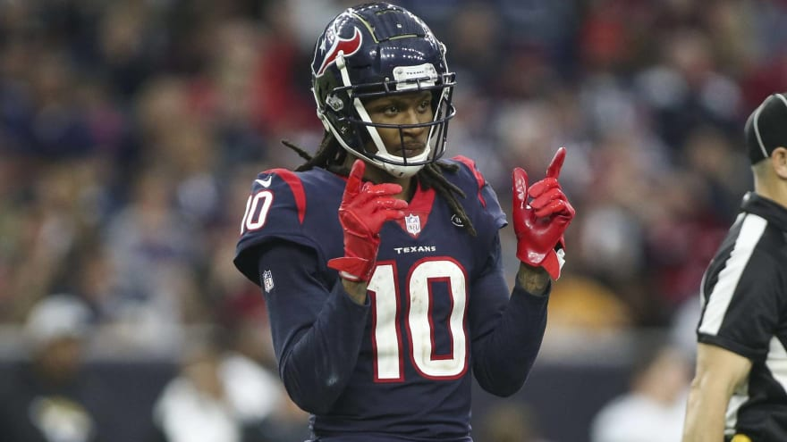 Top 10 NFL wide receiving corps following big trades