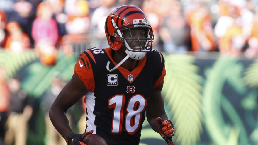 Examining A.J. Green's prospects of receiving extension from Bengals