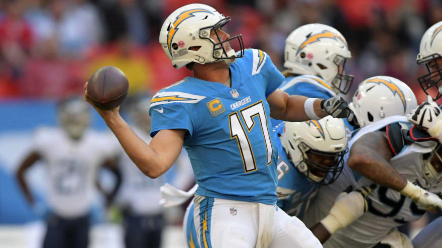 d687d65a4 Los Angeles Chargers going back to powder blue uniforms