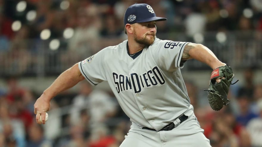 Amazing stat shows how dominant Padres closer Kirby Yates has been