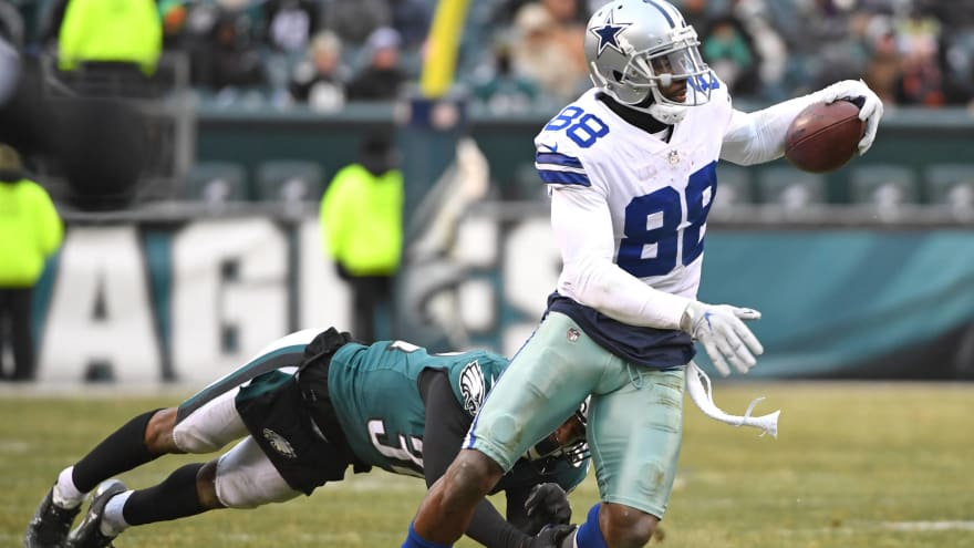 Report Unnamed Team Joins Browns In Pursuit Of Dez Bryant