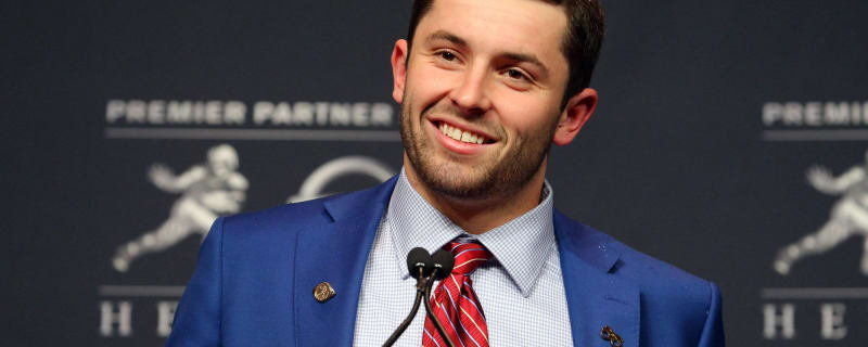 369c37221 Baker Mayfield takes note of talk show host s criticism