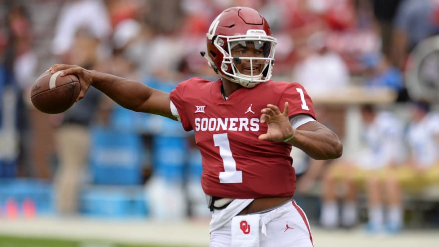 A s post funny tweet about nervously watching Kyler Murray play football da7053cc2