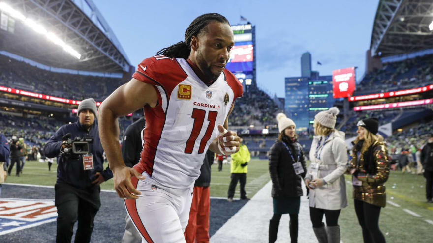 Larry Fitzgerald makes hole-in-one while golfing with Barack Obama ... 45691620a