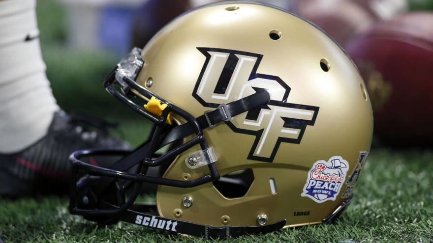 Former UCF football player suing school over YouTube videos