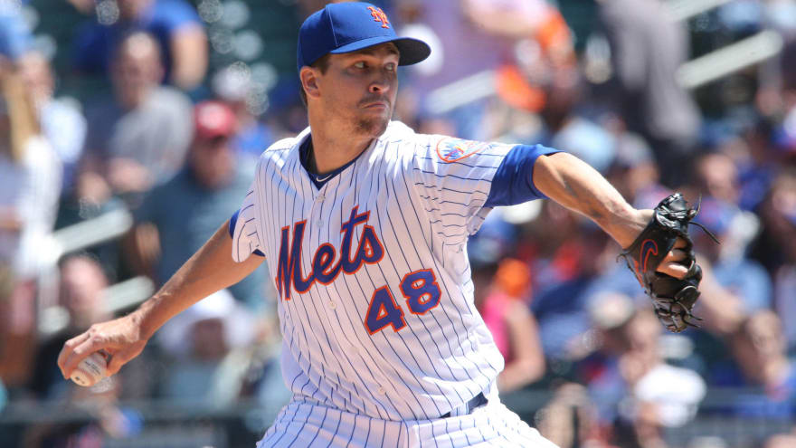 70a3bda4 Jacob deGrom to remain with CAA, new Mets GM's former agency ...