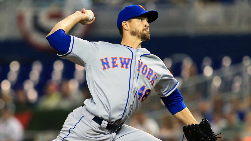 Jacob deGrom joins Hall of Fame company in historic outing