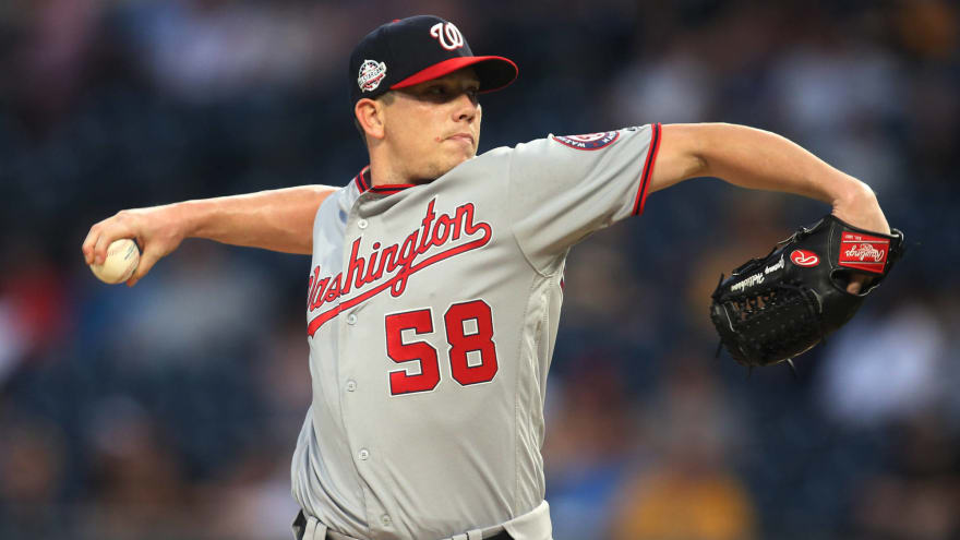 Nationals activate Jeremy Hellickson