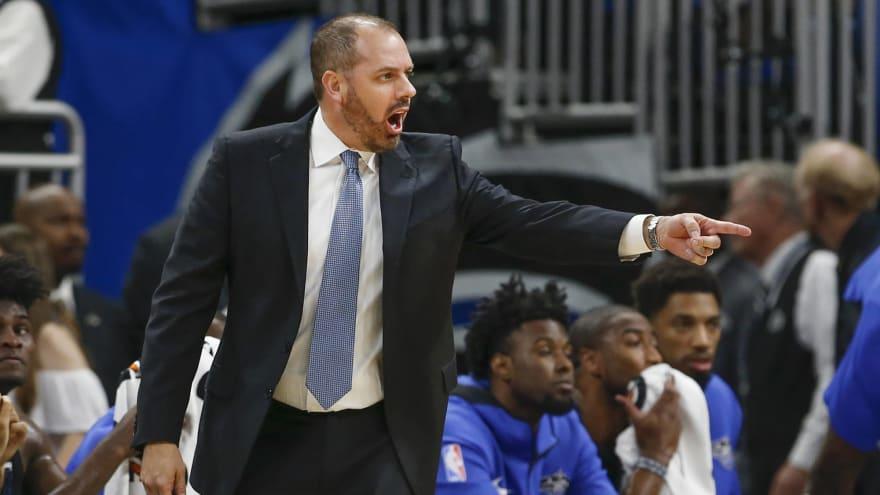 Suns plan to interview Frank Vogel