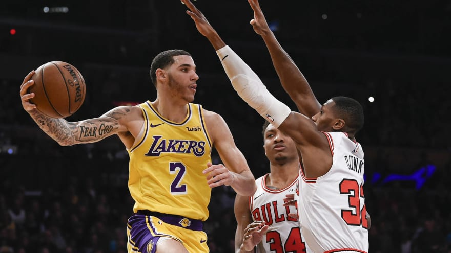 8e1a074c6 Report  Bulls interested in trading for Lonzo Ball