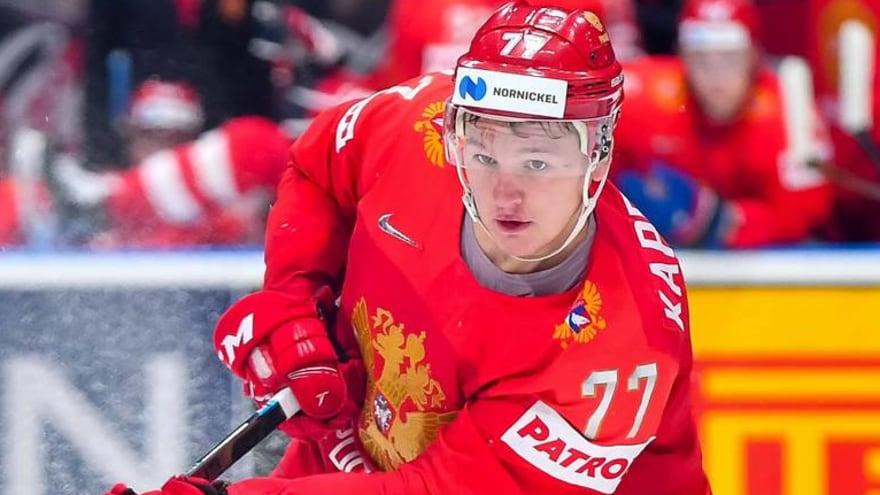 Wild GM Bill Guerin plans to meet with Russian prospect Kirill Kaprizov