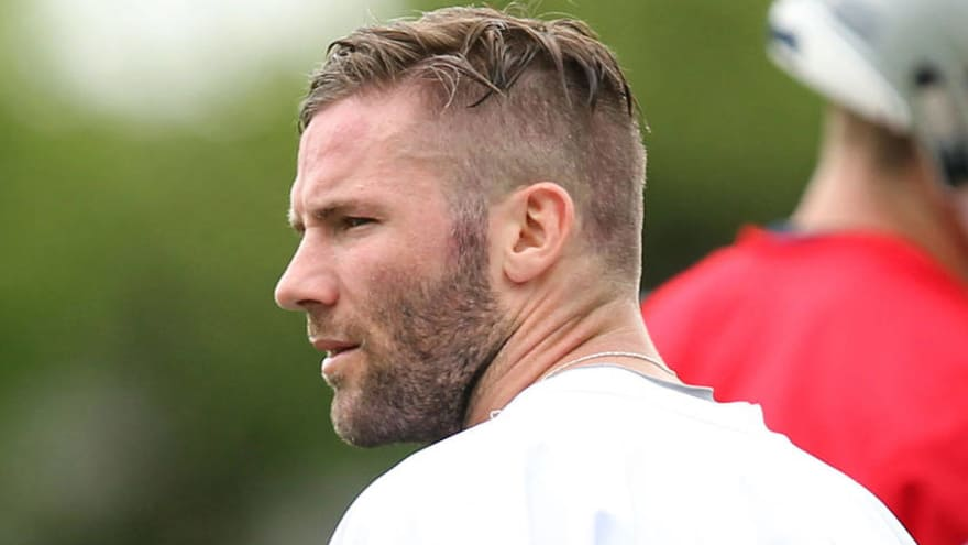 Julian Edelman Reportedly Facing Four Game Suspension For