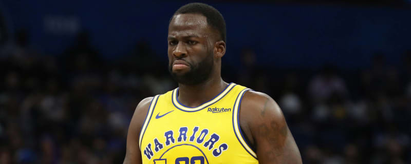 8c3016409637 Draymond Green   Idiotic  to say Warriors are better without Kevin Durant