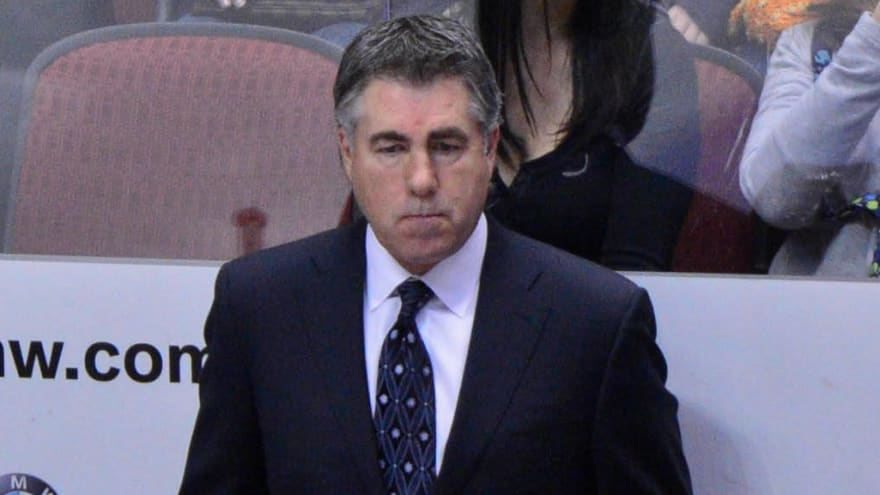 Dave Tippett reportedly still the favorite for Oilers' coaching job