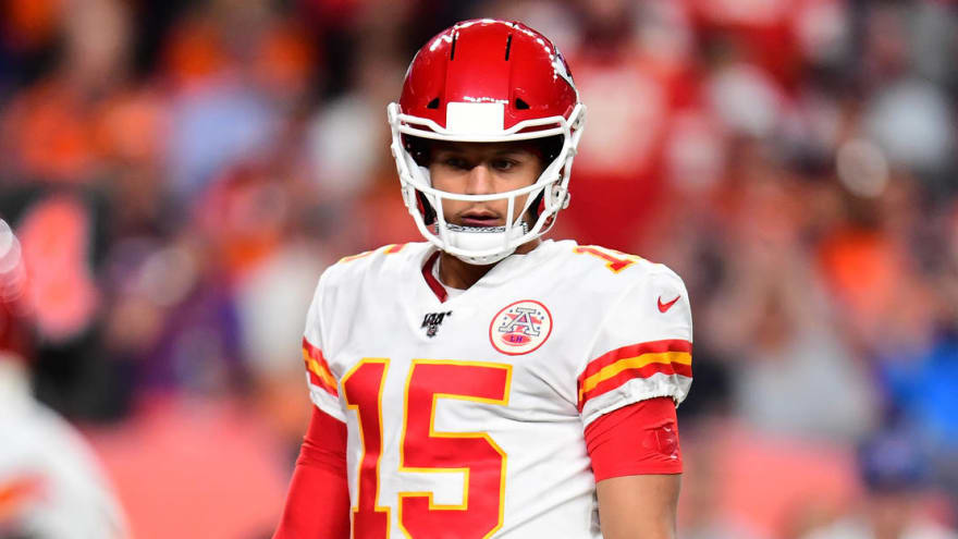 Patrick Mahomes Will Reportedly Seek Second Opinion On
