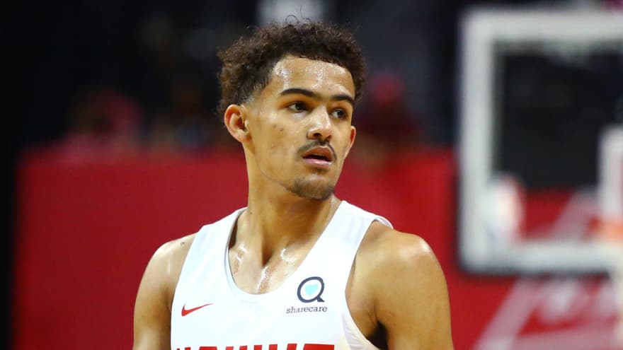 Hawks Rookie Trae Young Feels Slighted By Nba 2k19 Rating